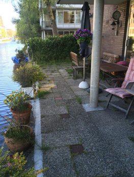 Hovenier in Amsterdam - Oude tuin