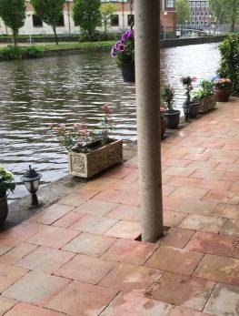 Hovenier in Amsterdam - Nieuwe tuin